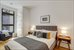 406 West 45th Street, 2C, Master Bedroom