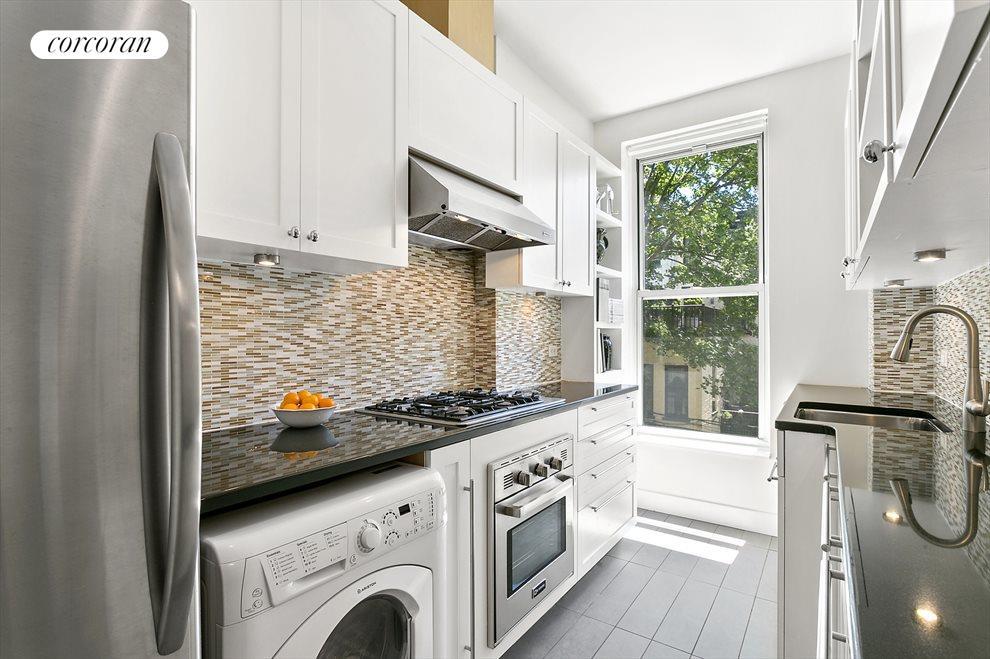 Architect Designed Windowed Kitchen
