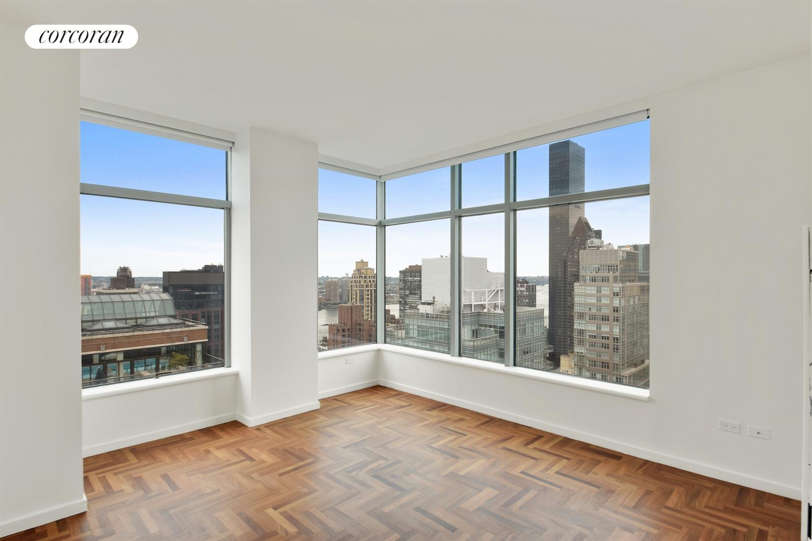 250 East 54th Street, 37D, Living Room