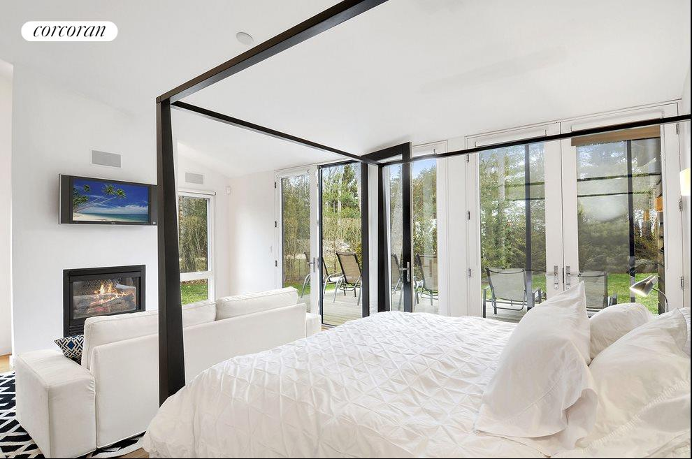New York City Real Estate | View 47 Westwood Road | Master Bedroom