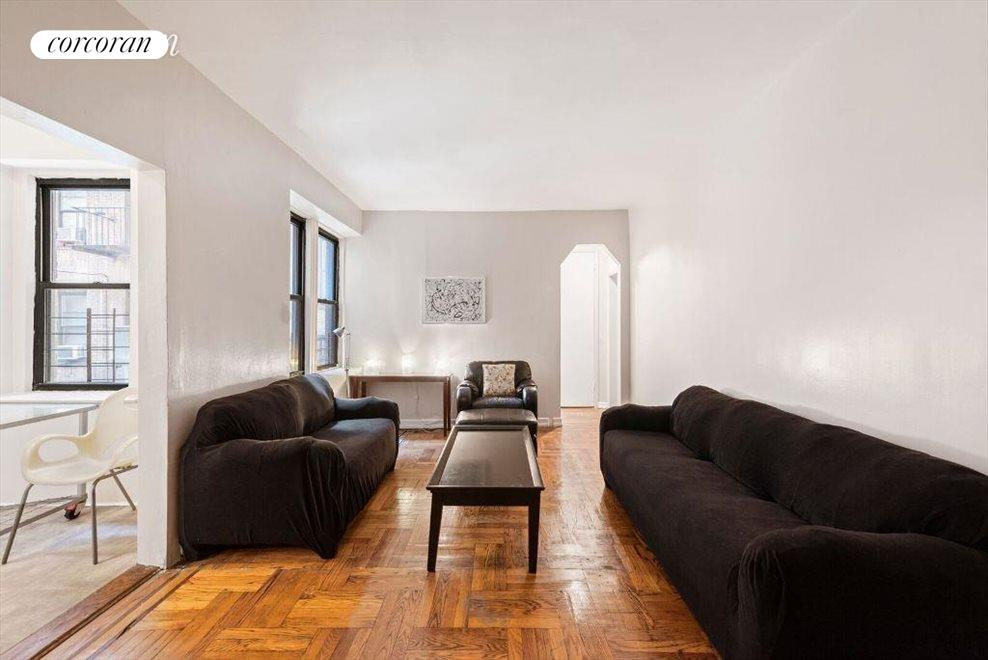 New York City Real Estate | View 37-21 80th Street, #1E | 1 Bed, 1 Bath