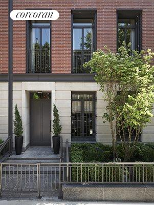 New York City Real Estate | View 141 West 11th Street | Traditional masonry and limestone facade