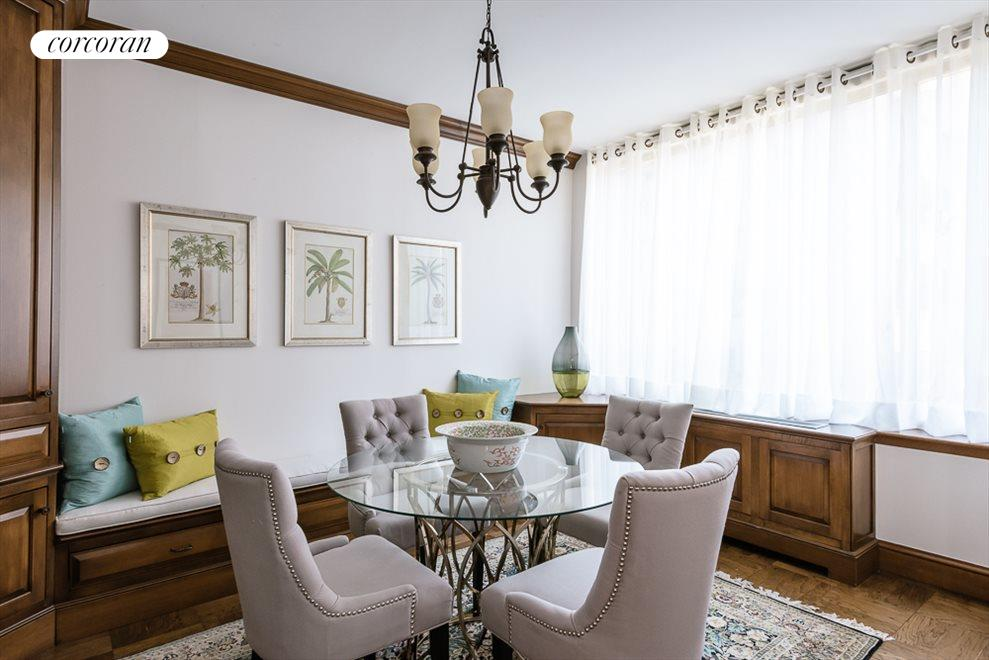 Dining Room with Southern Light