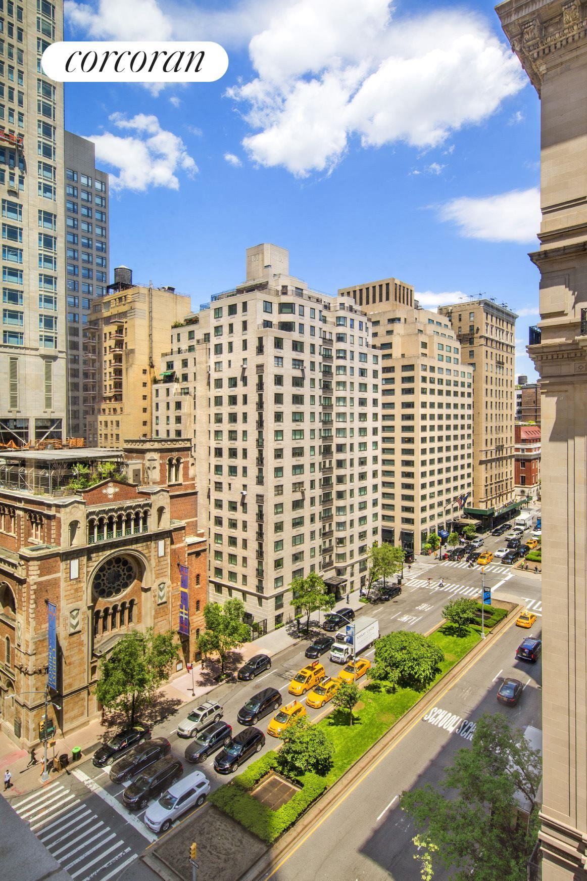 Corcoran 515 Park Avenue Apt 10 Fl Upper East Side