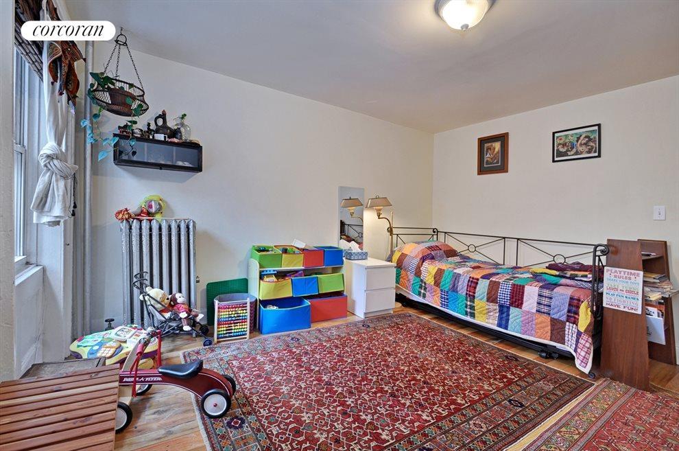 3rd Bedroom (Garden Level)