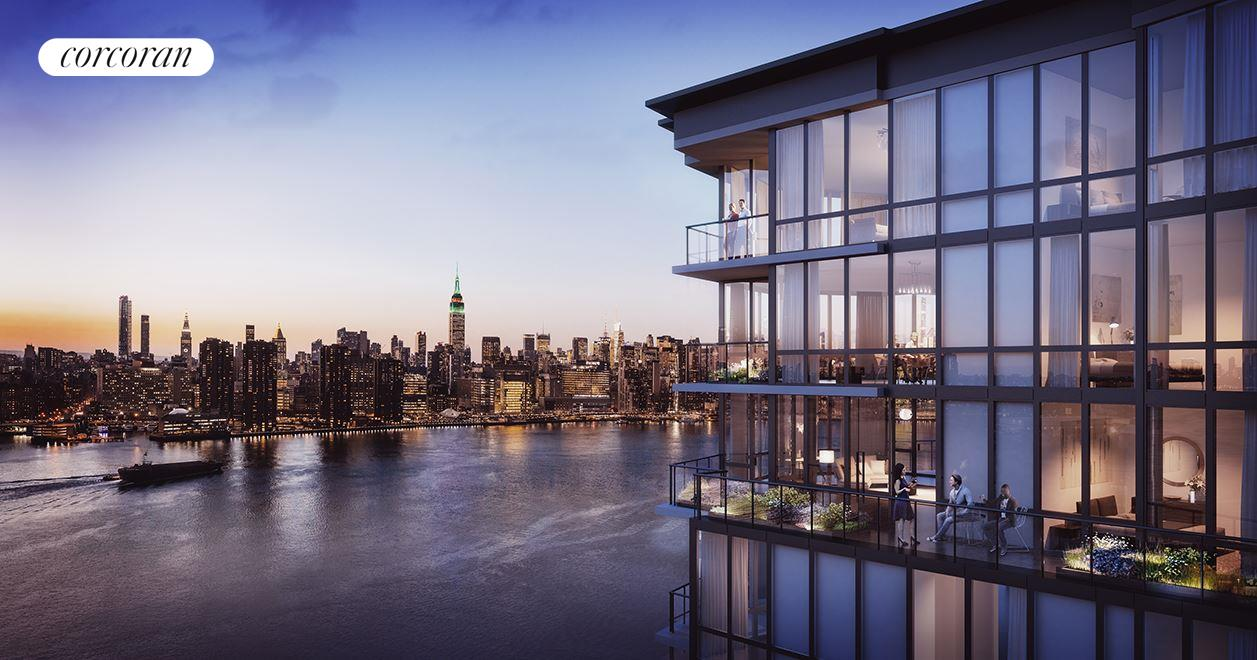Condominium for Sale at The Greenpoint, 21 India Street 35-F 21 India Street Brooklyn, New York 11222 United States