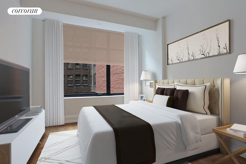 New York City Real Estate | View 10 MADISON SQUARE WEST, #5G | room 5