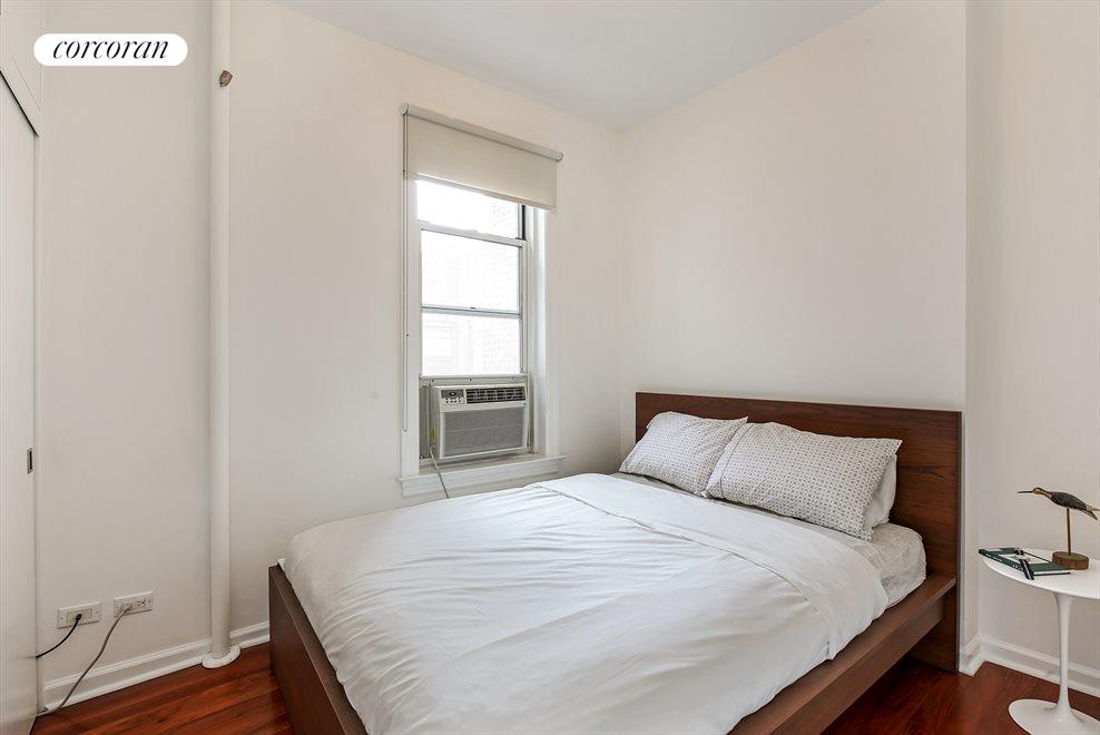 New York City Real Estate | View 204 West 10th Street, #28 | Bedroom with 2 Closets