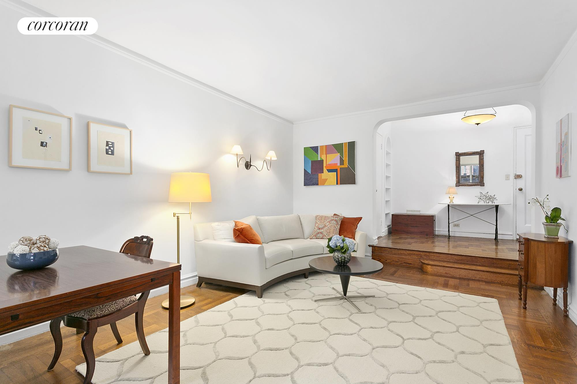 Corcoran, 155 West 20th Street, Apt. 3B, Chelsea/Hudson Yards Real ...