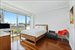 125 North 10th Street, S5E, Bright Master Bedroom with Private Terrace