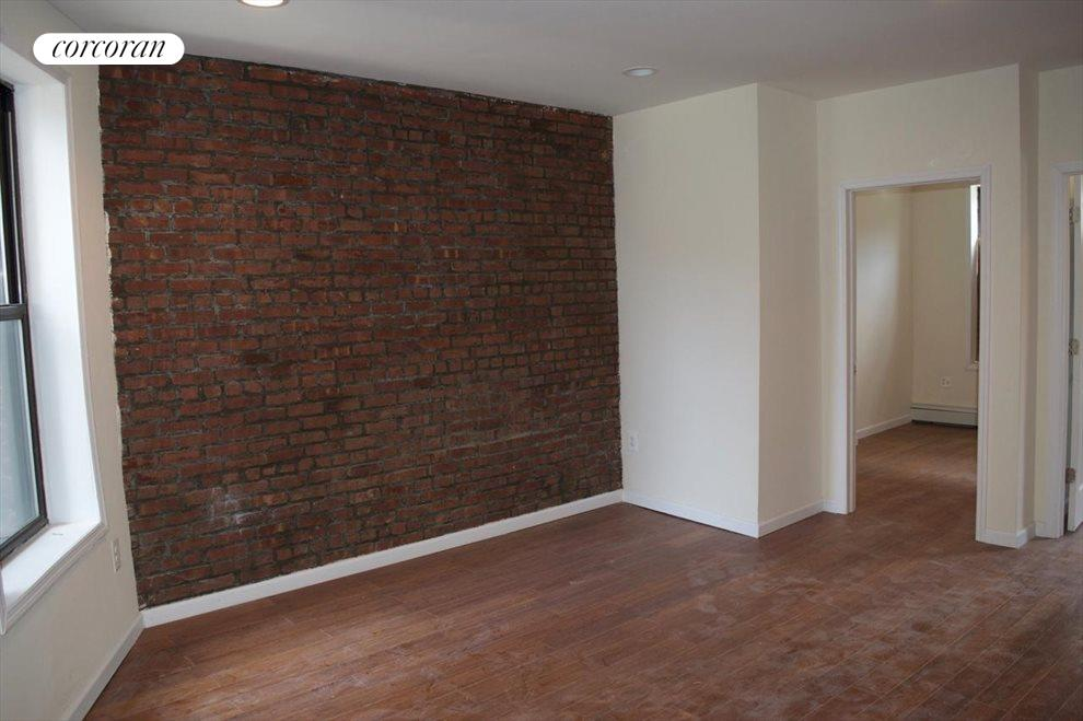 New York City Real Estate | View 1495 Lincoln Place, #3 | 3 Beds, 1 Bath