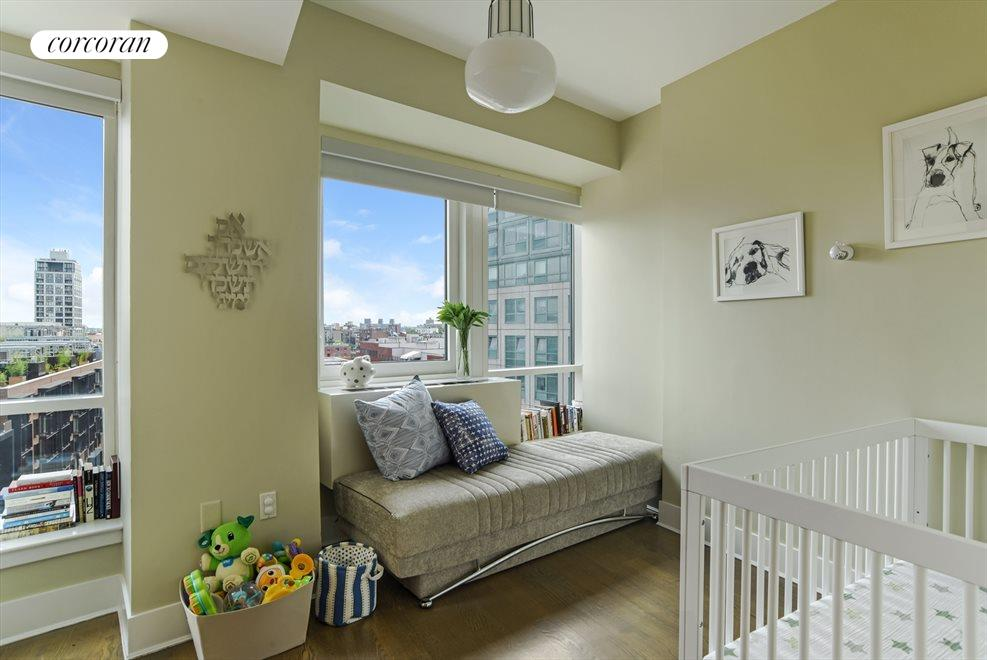 New York City Real Estate | View 440 Kent Avenue, #11D | 2nd Bedroom