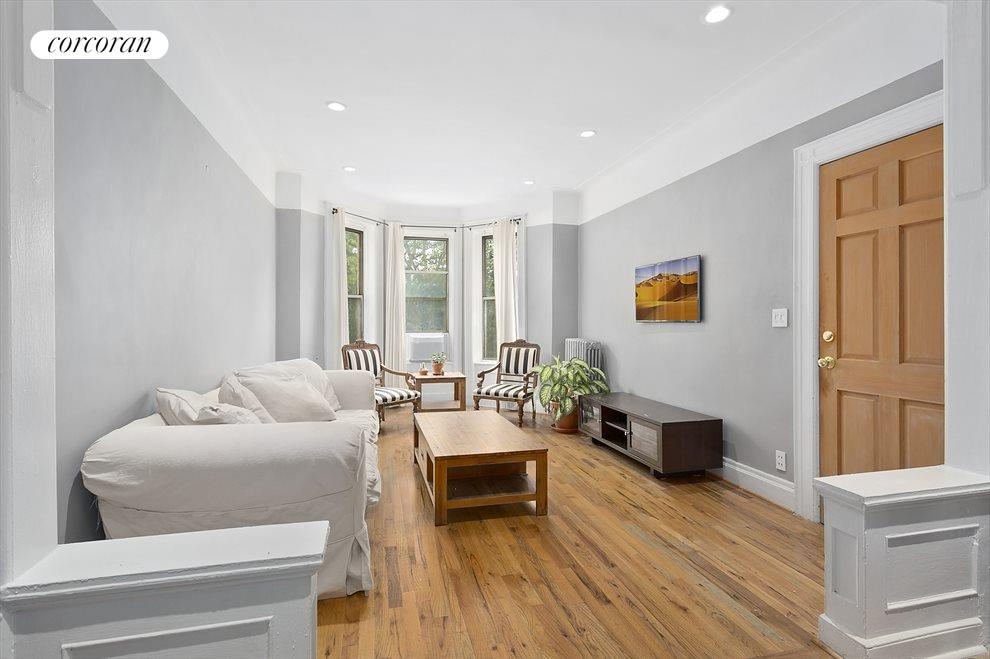 New York City Real Estate | View 183 Sterling Street, #2 | 2 Beds, 1 Bath