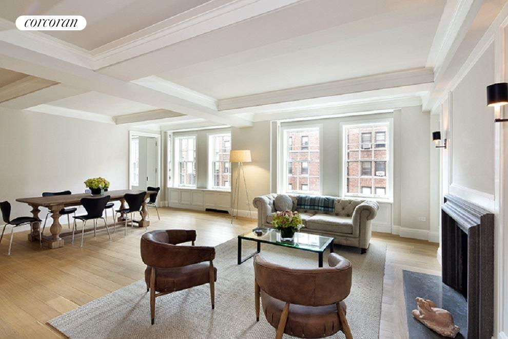 141 East 88th Street, 5G, Living Room