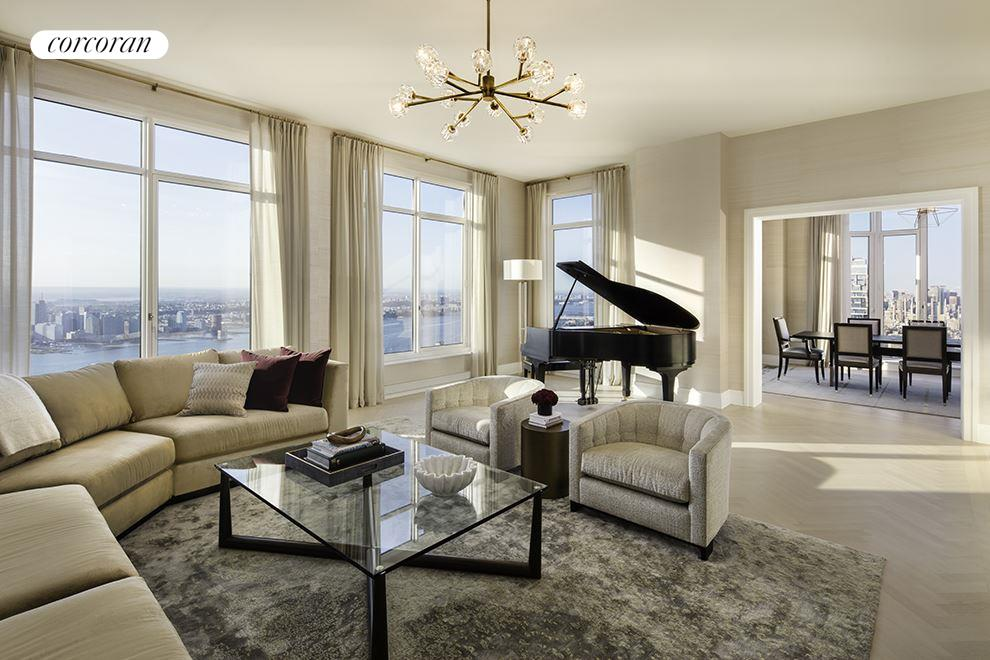 30 PARK PLACE, 68A, Living Room