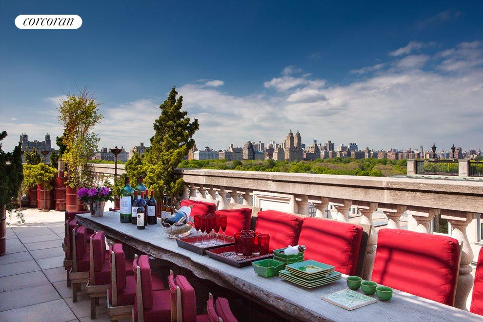 New York City Real Estate | View 988 Fifth Avenue, #PENTHOUSE | 3 Beds, 3.5 Baths