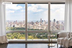 25 Columbus Circle, Apt. 63A, Central Park South