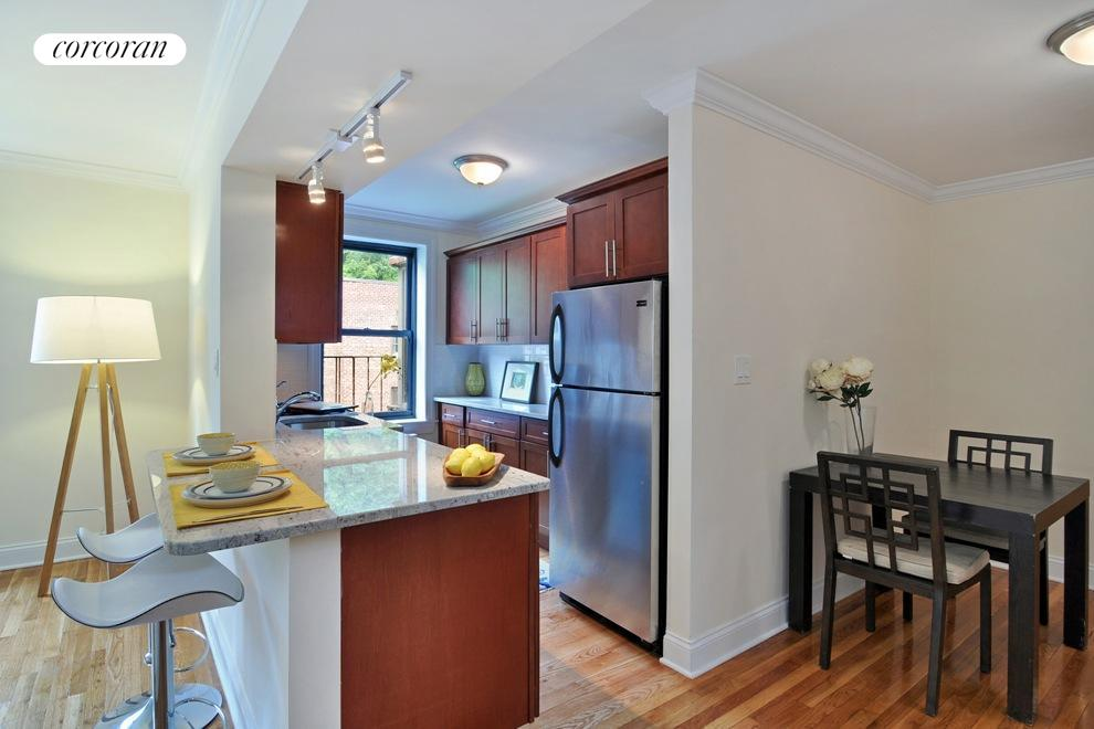 269 BENNETT AVE, 7C, Kitchen