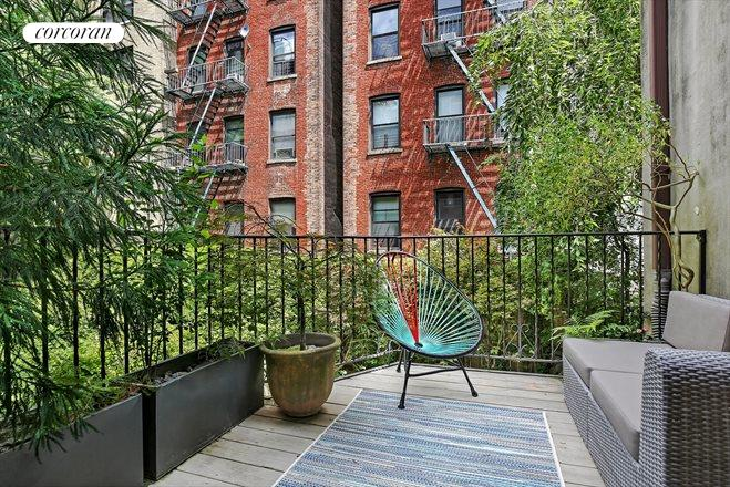 333 West 84th Street, 3, Terrace