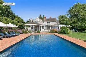 Perfect South of Highway Estate On 2.3 Acres With Pool & Tennis, Bridgehampton