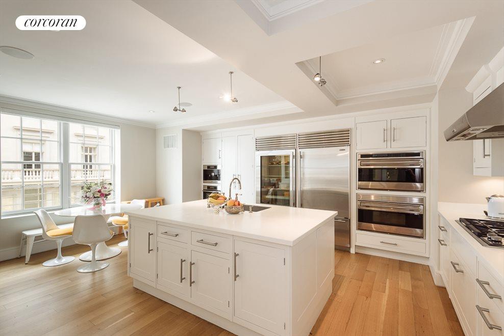 Windowed Eat-in Kitchen