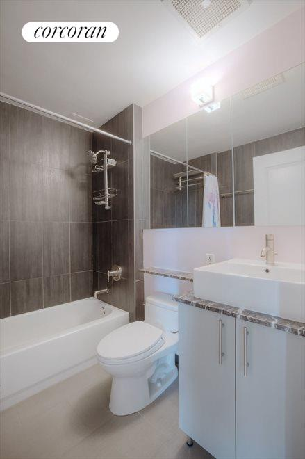 Modern and Renovated Second Bathroom