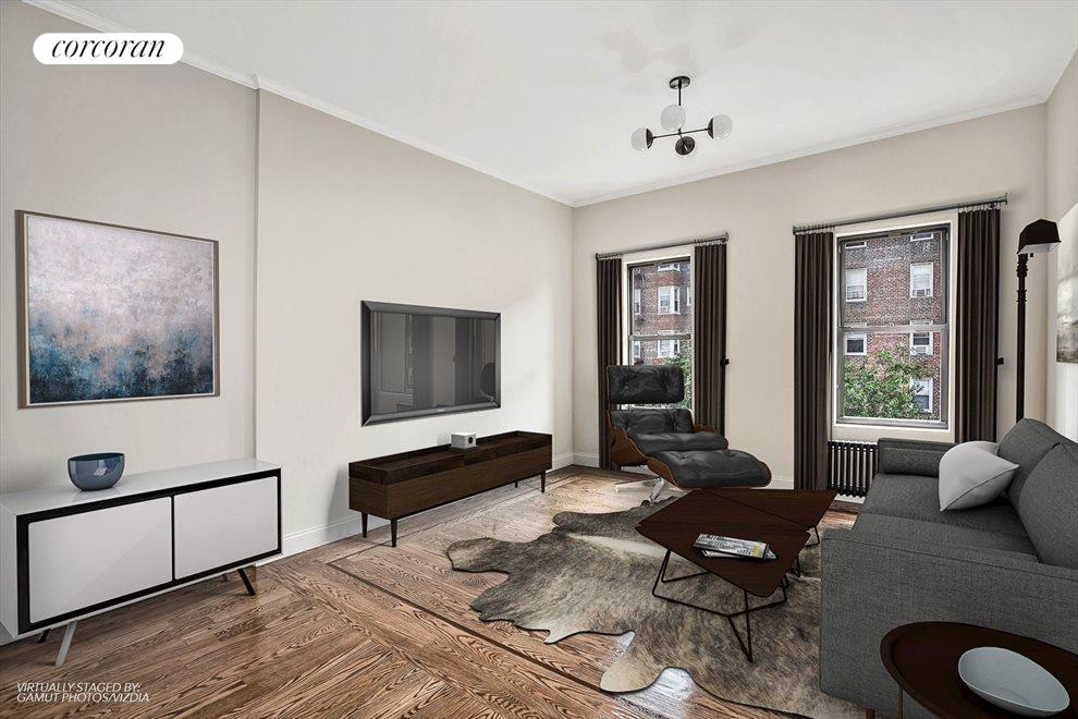 New York City Real Estate | View 17 East 17th Street, #A5 | 2 Beds, 1 Bath