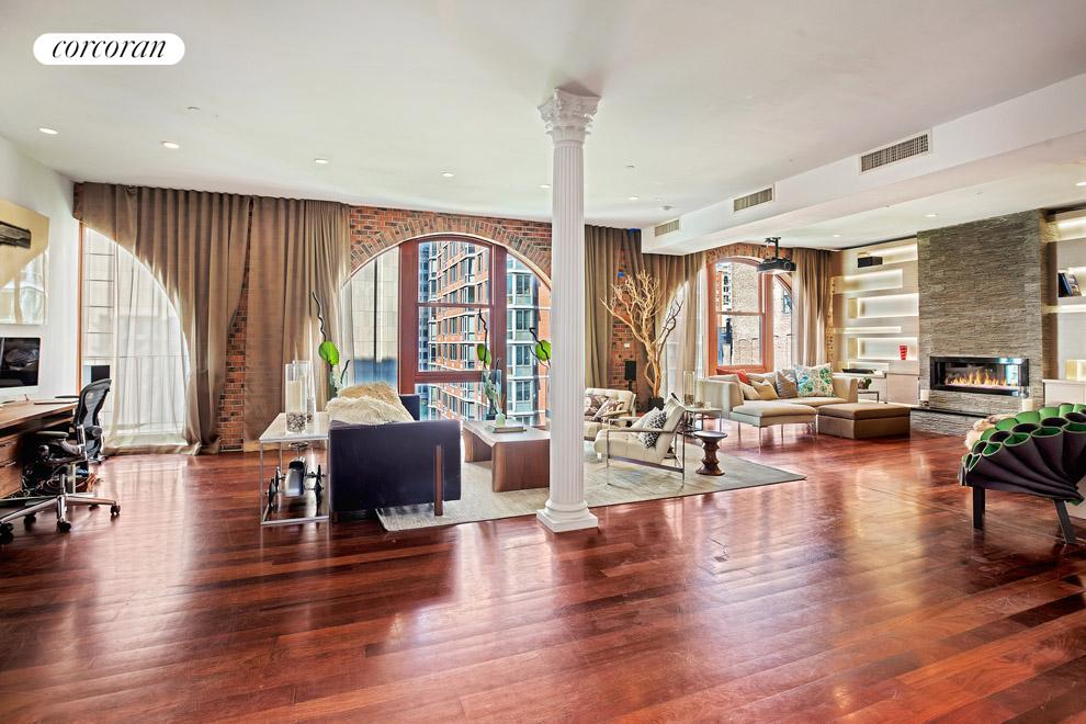 Corcoran 110 duane street apt ph3n tribeca real estate for Tribeca homes for sale