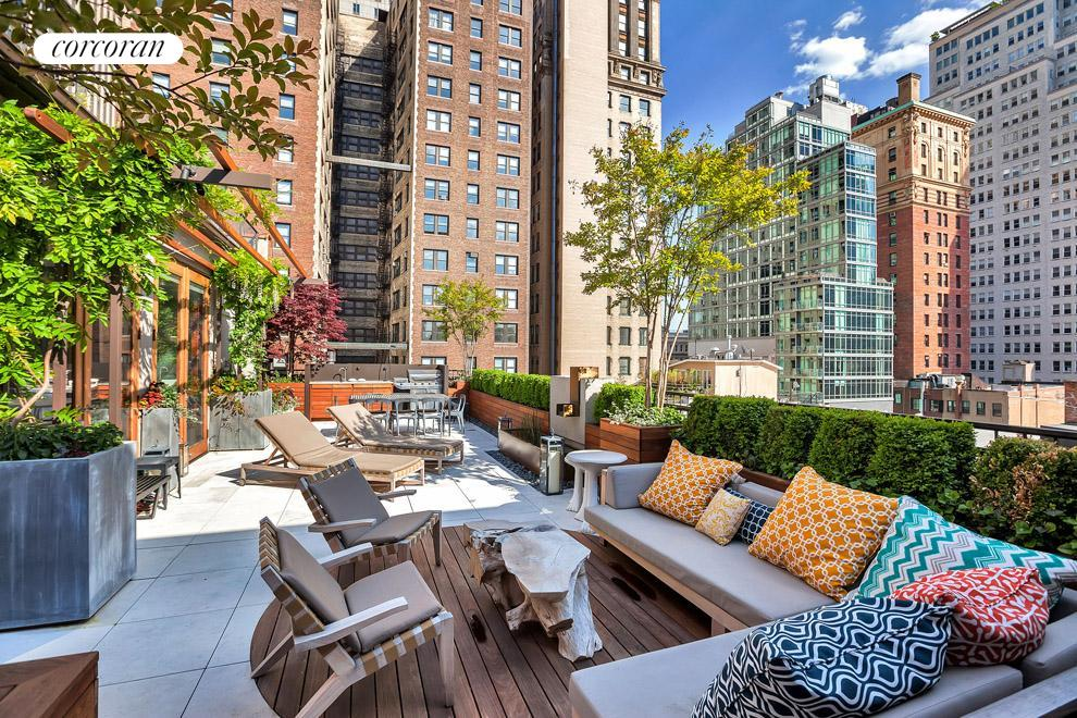 Corcoran 110 duane street apt ph3n tribeca real estate for Tribeca property for sale