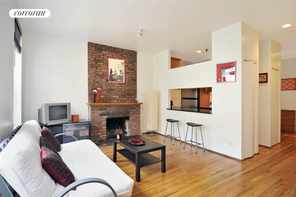New York City Real Estate | View 202 West 92nd Street, #4F | 1 Bed, 1 Bath