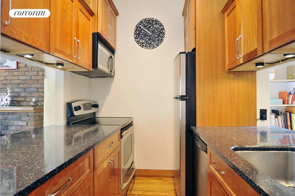 New York City Real Estate | View 202 West 92nd Street, #4F | Kitchen