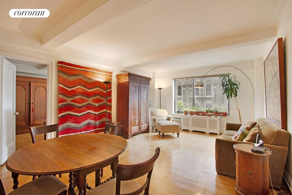 230 Central Park West, Apt. 6LM, Upper West Side