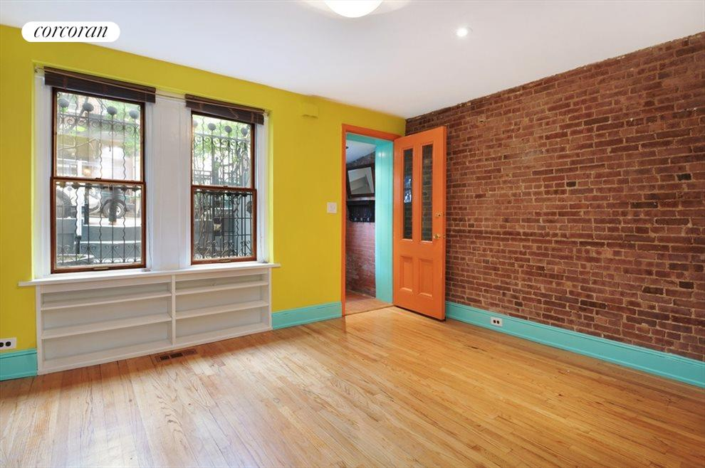 New York City Real Estate | View 126A East 92nd Street, #Studio | Living Room