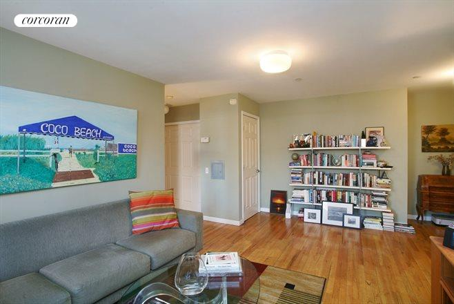 255 West 148th Street, 6C, Living Room