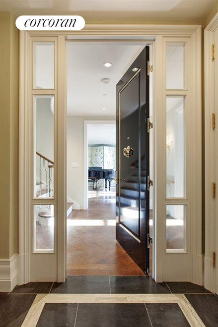 Direct Elevator Entry with Private Foyer