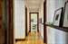 12 North Haven Way, Architecturally intriguing hallway linking upstairs bedrooms