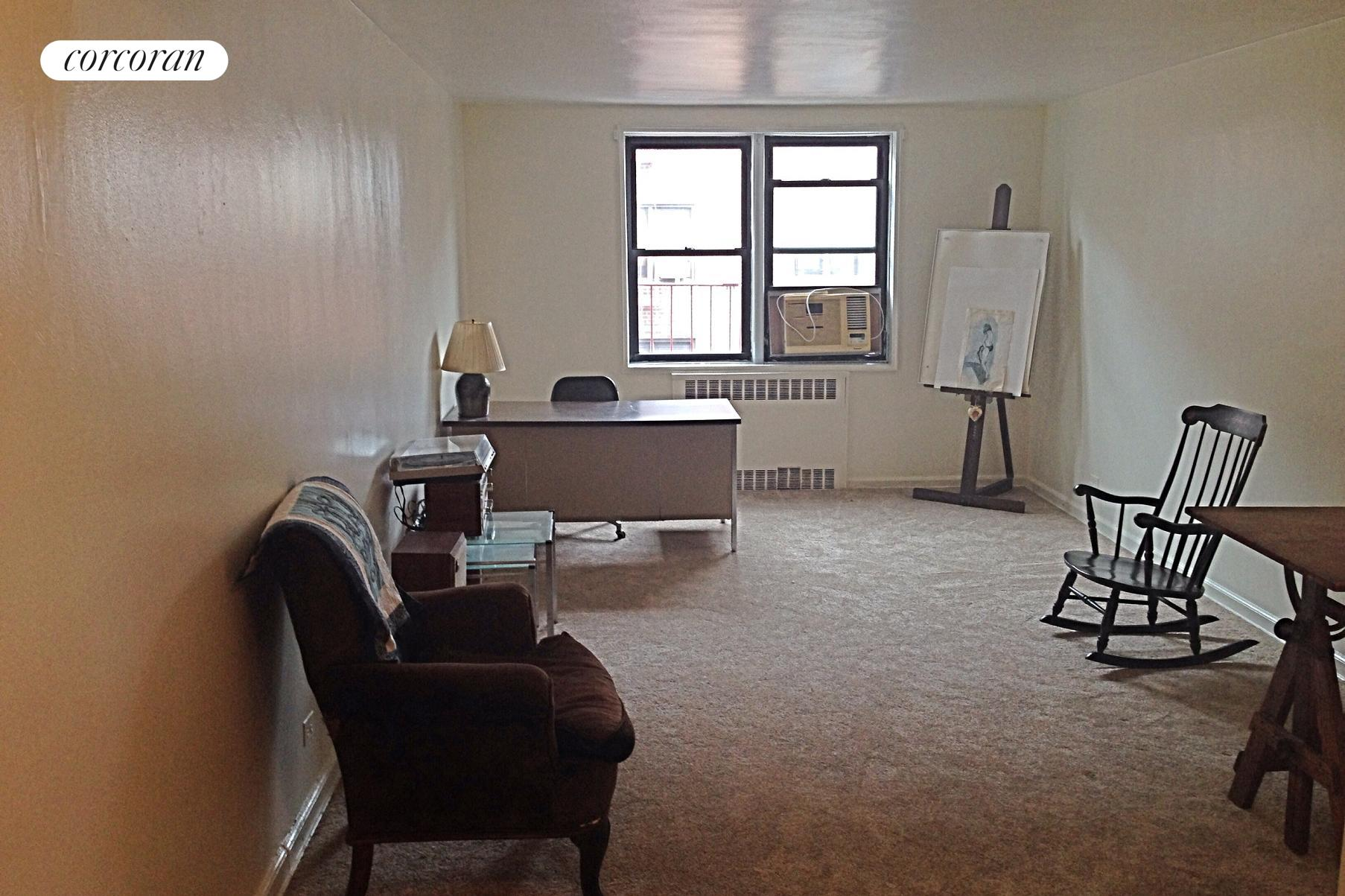 102-17 64th Road, 4H, Living Room