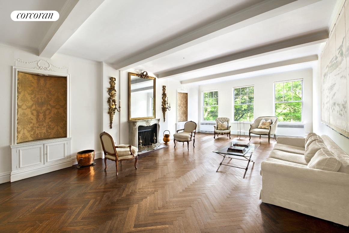 101 Central Park West, Apt. 4C, Upper West Side