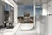 20 West 53rd Street, 40B, Master bath with Lido white marble and soaking tub