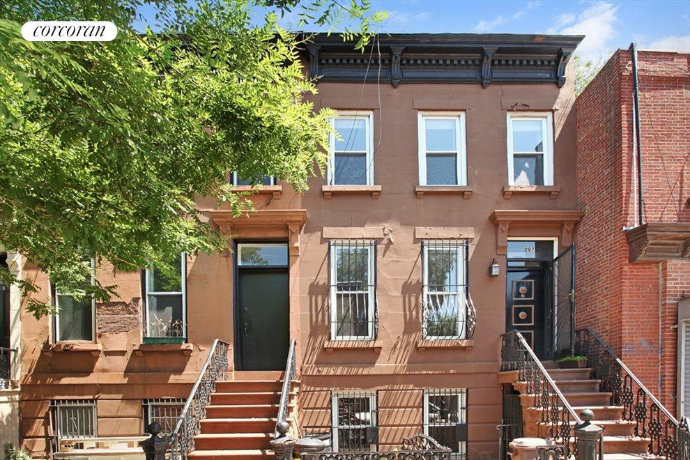 New York City Real Estate | View 297 HOYT ST | 4 Beds, 2 Baths