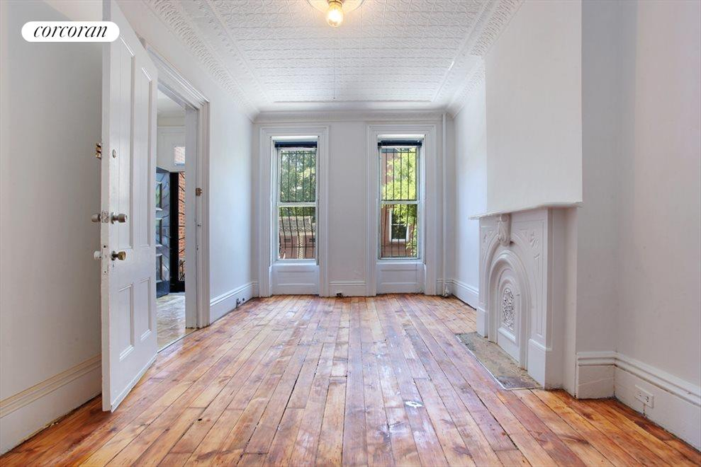 New York City Real Estate | View 297 HOYT ST | Living Room