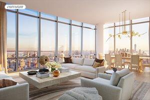 15 Hudson Yards, Apt. 75F, Chelsea/Hudson Yards