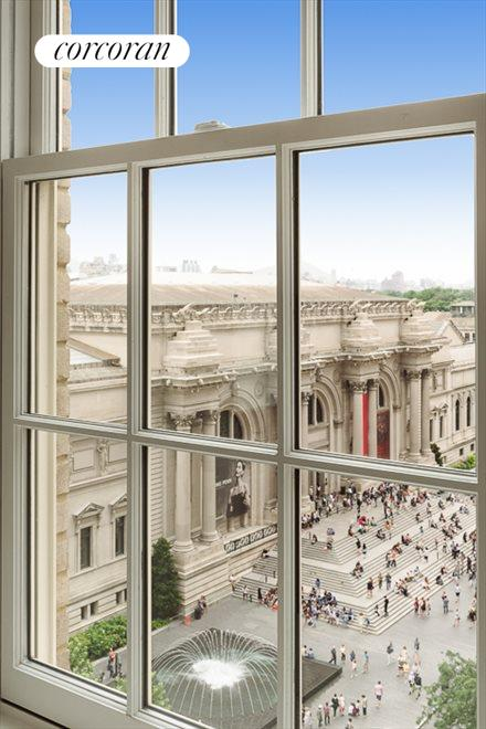 Metropolitan Museum of Art Views