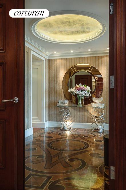 Gracious Entry Foyer
