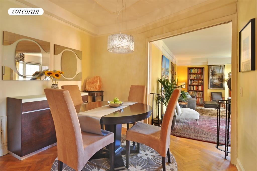 140 CABRINI BOULEVARD, 33, Living Room