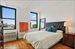 quiet, king-sized bedroom