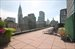 212 East 47th Street, 10G, Furnished Roof Deck - Panoramic Manhattan views
