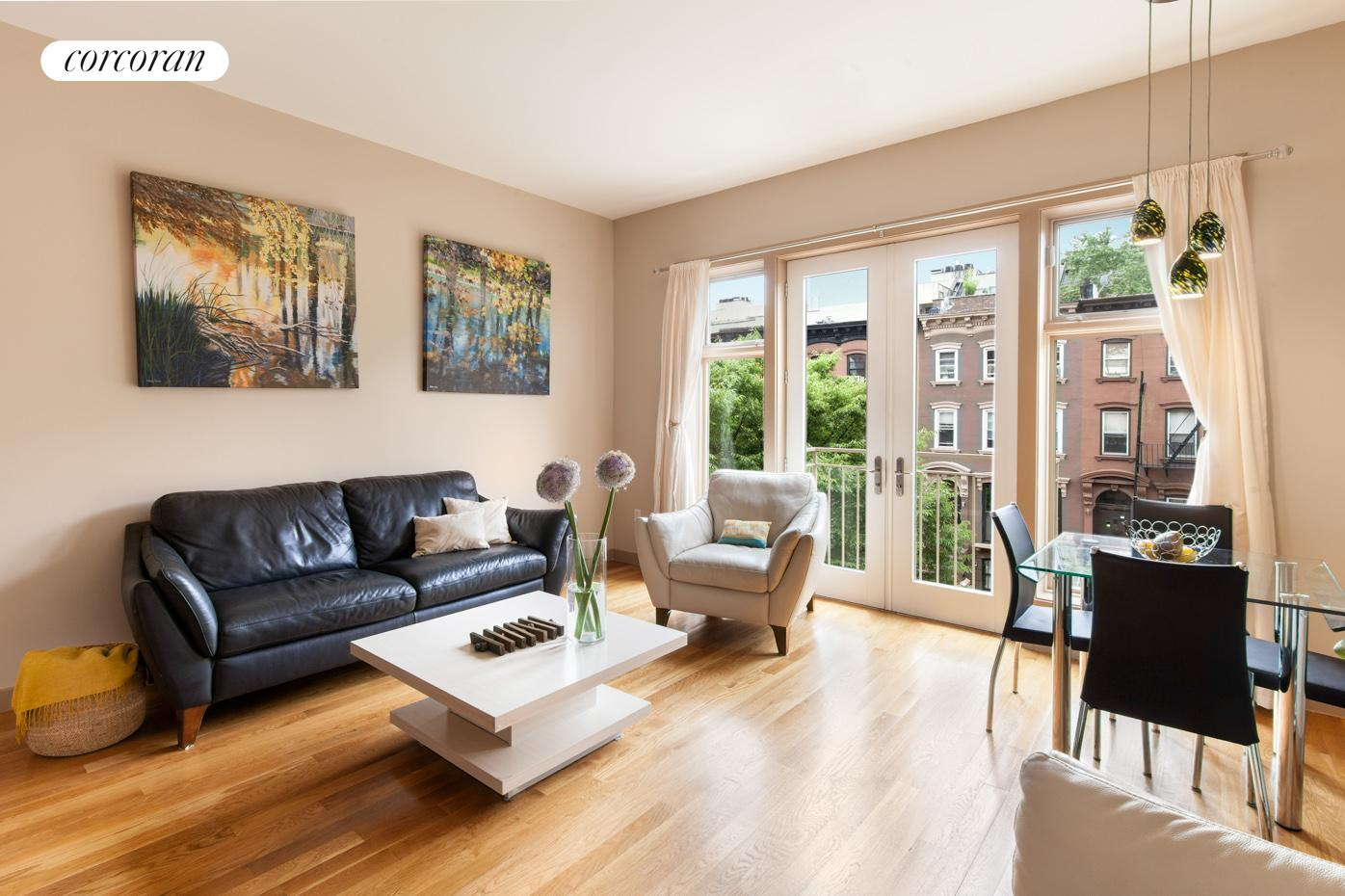 321 Greene Avenue, Apt. 3B, Clinton Hill