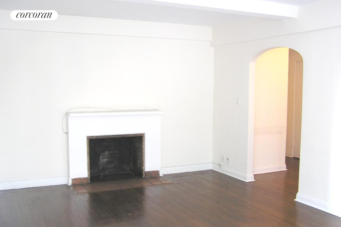 240 Central Park South, 18G, Living Room