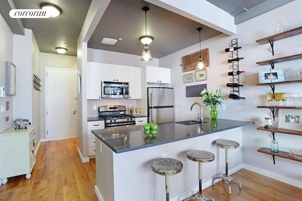 Stylish Chef's kitchen